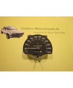 Tachometer KM/H W1068 Astra F
