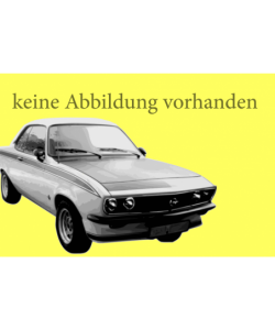 Spritzblech Motor  Astra F