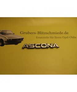 Schrift Ascona Ascona B