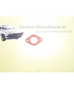 Dichtung Vergaser an Saugrohr Rekord B Blitz...